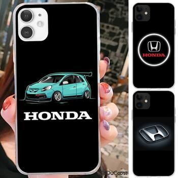 Versaca Car brand Honda DIY Phone Case For iPhone 7 8 Plus X XS Max XR Coque Case For iphone 5s SE 2020 6 6s 11Pro image