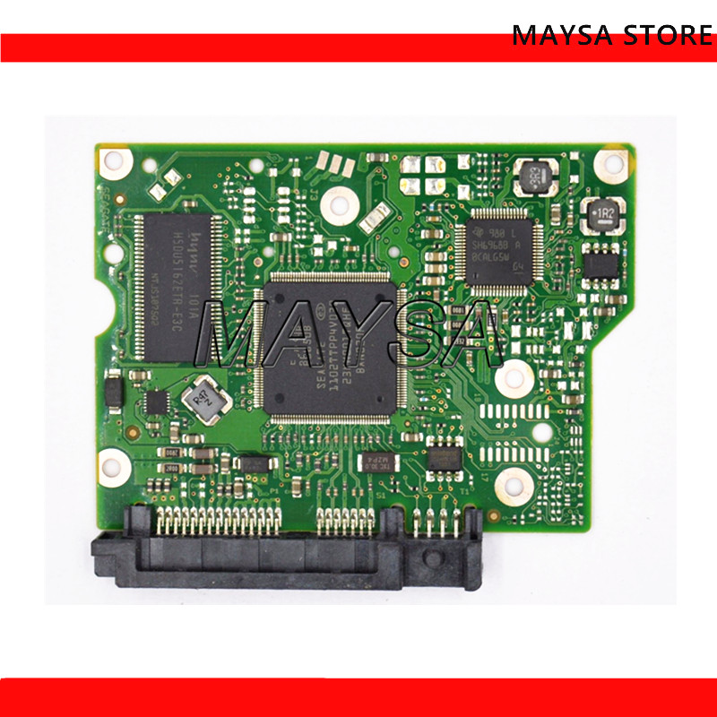 ST2000DL003 ST2000DM001 HDD PCB FOR Seagate Board Number:100617465 REV B