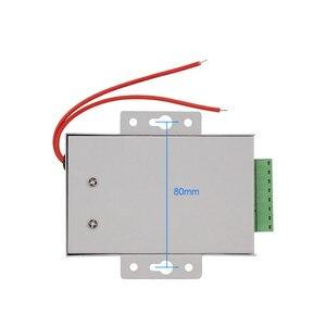 Image 4 - Dostęp do kontrola mocy dostaw DC12V/3A wyjście 110 260VAC napięcie wejściowe z z opóźnieniem czasowym dla zamek elektroniczny wideodomofon K80