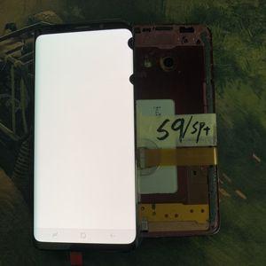 Image 3 - نقطة كبيرة كبيرة خط كبير حرق لسامسونج غالاكسي S9 S9 + G965F G965W محول الأرقام بشاشة تعمل بلمس شاشة الكريستال السائل لسامسونج G965 G965U G960