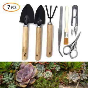 7pcs DIY Mini Gardening Tools