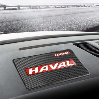 1 шт. автомобильный нескользящий коврик держатель для телефона нескользящий коврик для Haval Great Wall Cuv H3 H5 H2 H1 H6 H8 H9 Wingle автомобильный Стайлинг