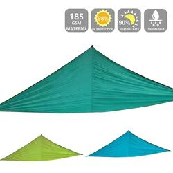 3/4/6m słońce schronienie markizy plaży na zewnątrz kemping ogród deszcz hamak namiot słońcu odpowiednio zaplanować podróż wodoodporna plandeka markizy osłona przeciwsłoneczna cieniu Cano B7U3