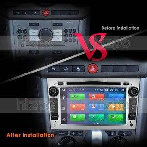 Image 5 - IPS DSP Autoradio 2Din مشغل أسطوانات للسيارة لتحديد المواقع والملاحة لأوبل أسترا H G J antra vectra c b Vivaro Astra H corsa c d zafira b Android10
