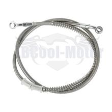 Universal Fit Motorcycle Bike Brake Oil Cable Hose Line Banjo Fitting Braided Steel 390mm-2500mm/15.35-98.42/39cm-250cm New кукла кен из серии игра с модой в асс dwk44 barbie