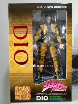 17cm JoJos Bizarre Adventure Anime Figure Diavolo Bruno Bucciarati DIO Giorno Giovanna Leone Abbacchio Kujo Jotaro Action Figure 3