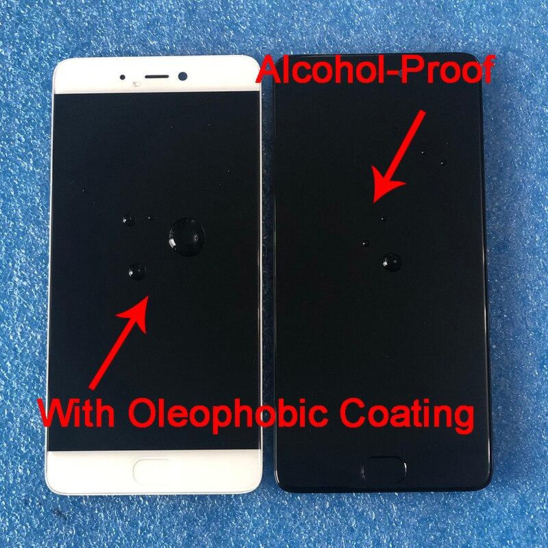"Original Axisinternational For 5.15""Xiaomi Mi5S MI5S MI 5S LCD Display Screen With Frame+Touch Panel Digitizer With Fingerprint"