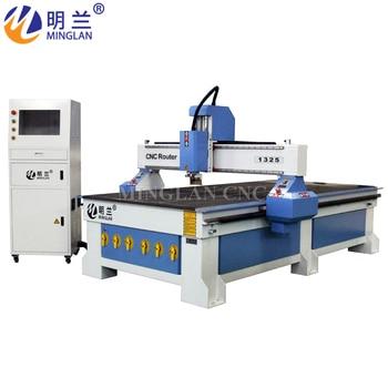 цена на MINGLAN CNC Router low price 1325 CNC Engraving Cutting Machine