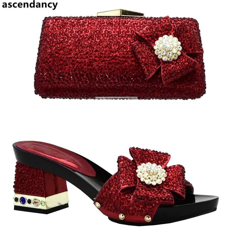 New Arrival Italian Shoes And Bags Set Envio Gratis African Matching Shoes And Bags Italian In Women Nigerian Women Wedding Shoe
