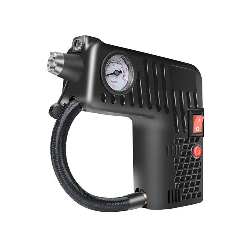 Air Compressor Pump For Car Bike Tire Inflator Pump Electric Compresor Tool