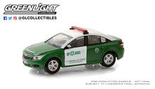Greenlight 1:64 2013 chevrolet cruze chile liga de metal diecast carros modelo veículos de brinquedo para crianças menino brinquedos presente