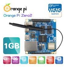 Orange Pi Zero 2 1 ГБ ОЗУ с чипом Allwinner H616, поддержка BT, Wif ,Run Android 10,Ubuntu,Debian OS, одна плата