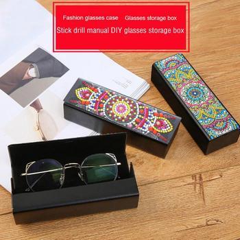 Diamond Sunglasses with Holder  2