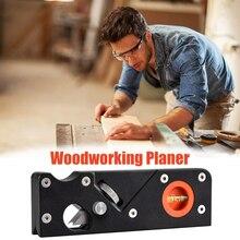 Woodworking Planer Mini Hand Tool Edge Corner Plane 45 Degree Bevel Chamfering DIY Chamfering Manual Trimming