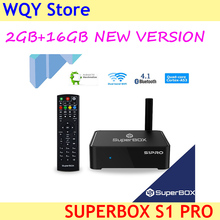 Năm 2020 Phiên Bản Mới Ổn Định Hơn Mượt Mà Rõ Ràng Hơn Superbox S1pro 2G + Tặng Kèm 6K HD Smart Tv Box
