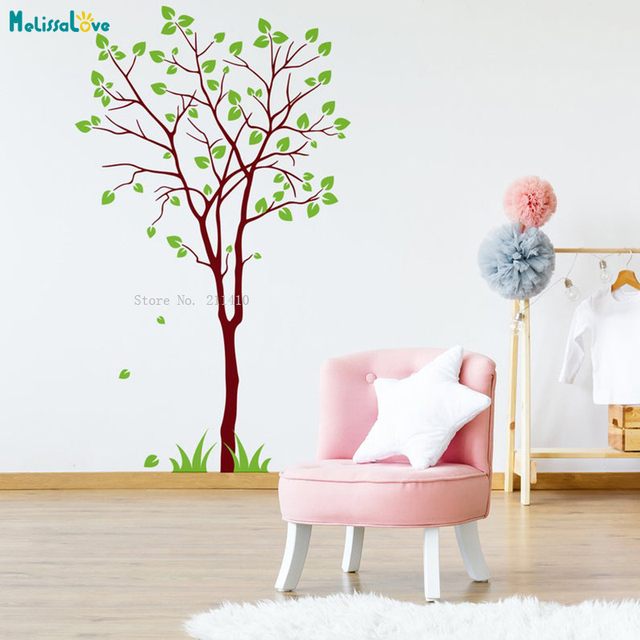 Simple Tree Sticker 2