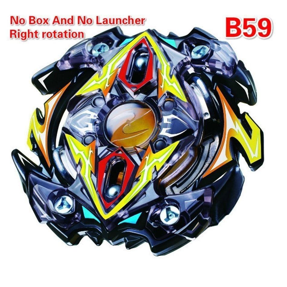 B-153 Beyblade burst стартер Bey Blade Лезвия Металл fusion bayblade с пусковой установкой высокая производительность battling top Blayblade - Цвет: B59