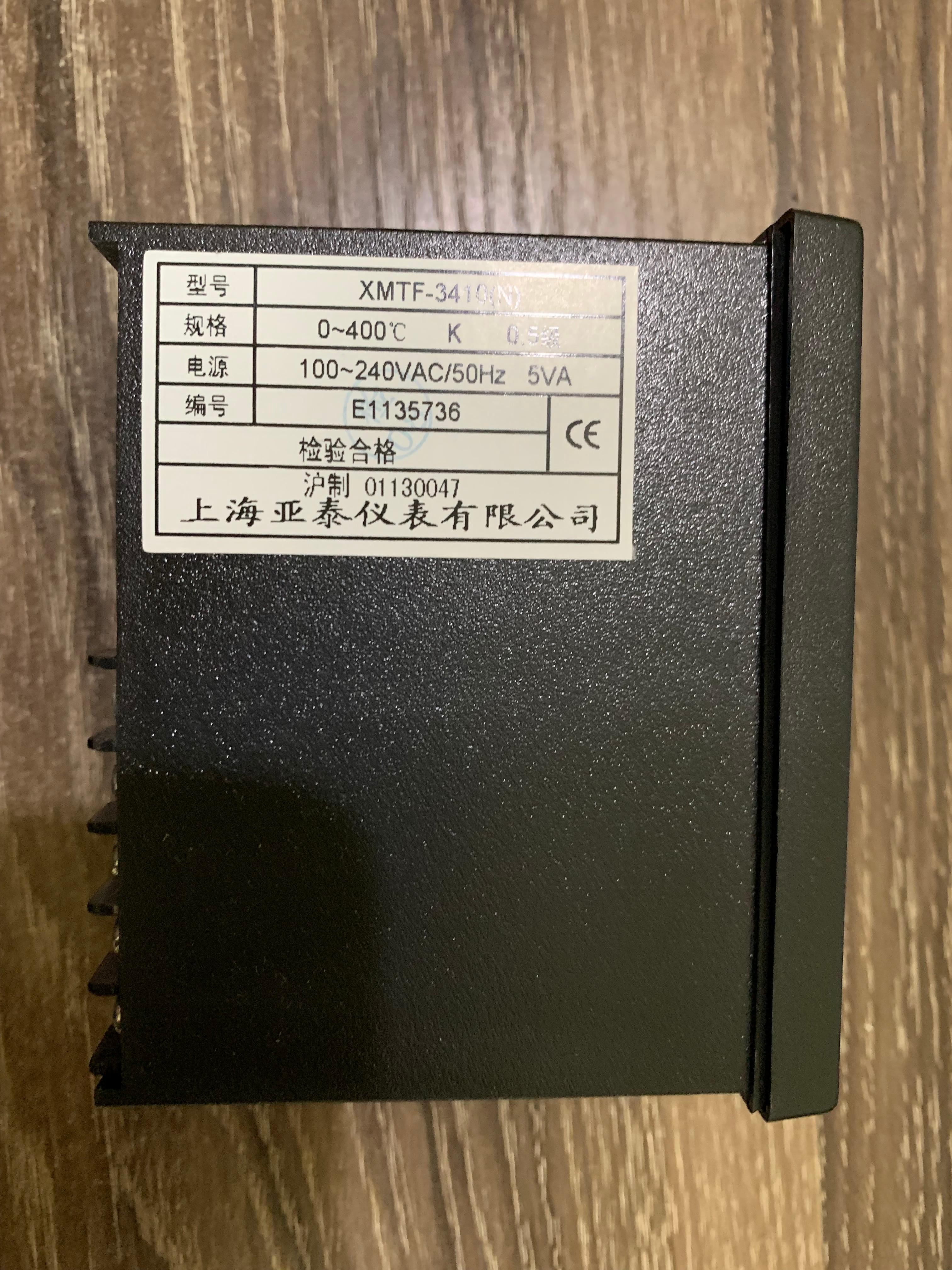 AISET Шанхай приборы XMTF 3410 термостат новый оригинальный