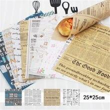 Papel envoltório de papel vegetal, papel vegetal, envoltório de cera antiaderente de pão, batatas de pão, sanduíche de cozimento papel de papel