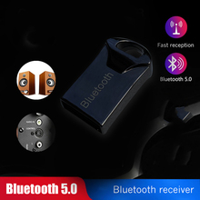 Transmitte Speaker Mp3-Player Audio-Adapter Bluetooth 5.0 Home-Stereo-System Receiverr