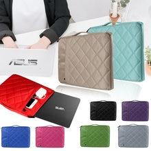Однотонная сумка для ноутбука asus vivobook s14/s15/s200 s200e/s300ca/s400ca/vivotab/zenbook