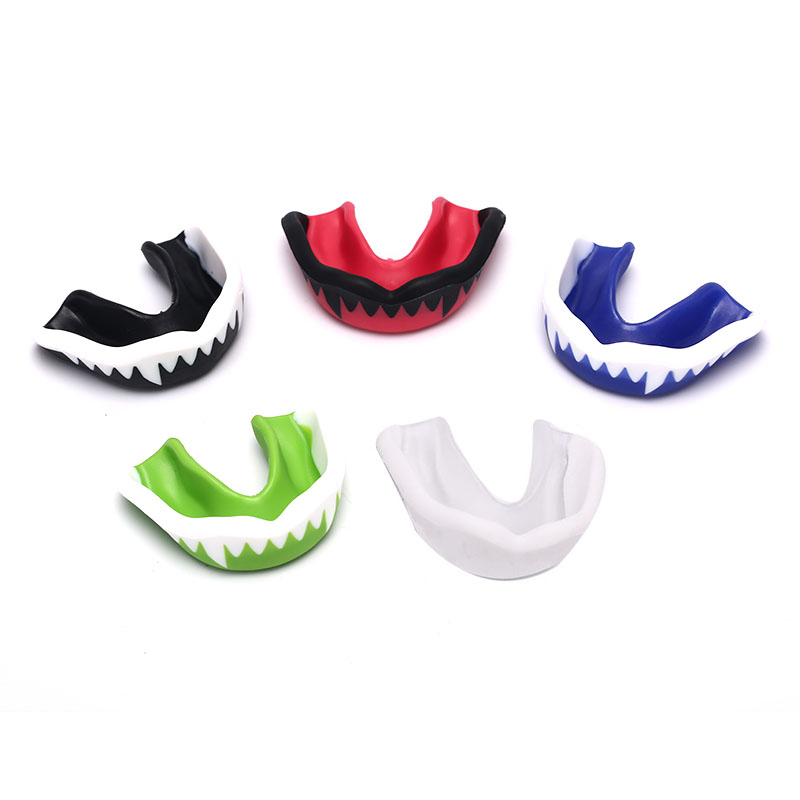 Mouth Guard Soft Comfortable 1pc Sports Adult Guard Training Teeth Hot