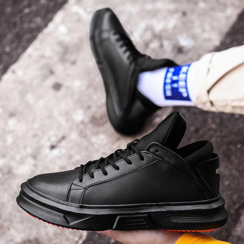 Image 4 - Men Shoes 2020 New Hot Sale Casual Shoes Men Sneaker Off White Fashion Male Footwear Student Sport Shoes Young Man Spring AutumnMens Casual Shoes   -