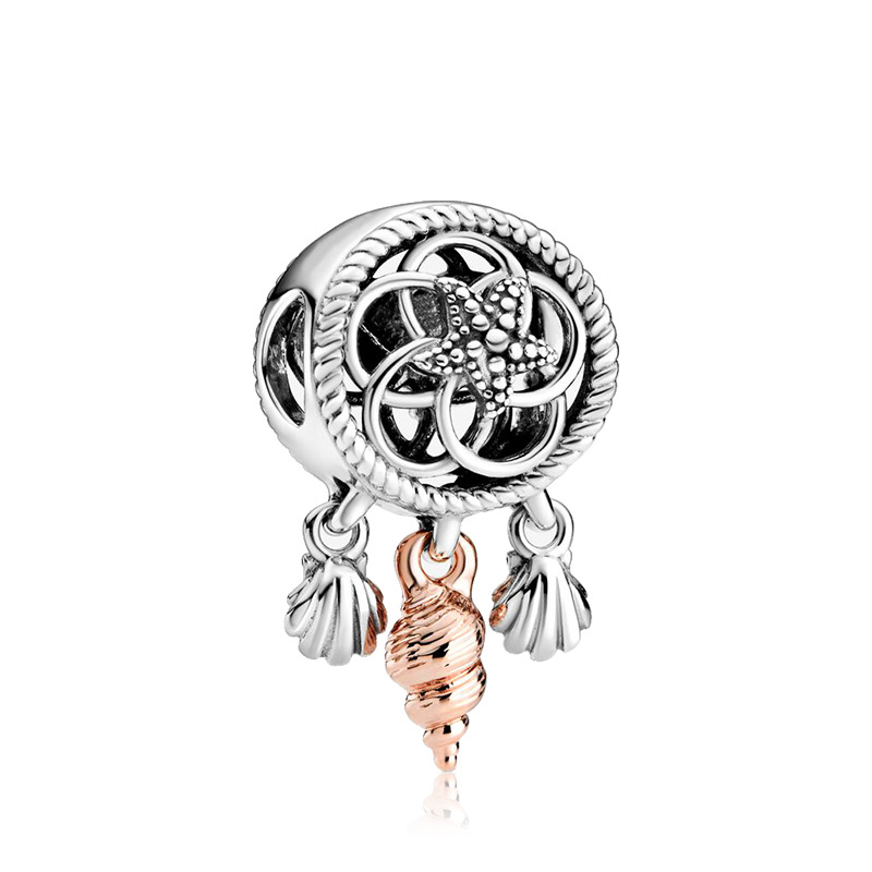 New 2020 Dreamcatcher pendant charms high quality bead jewelry trendy charms fit pandora bracelet & bangle for women