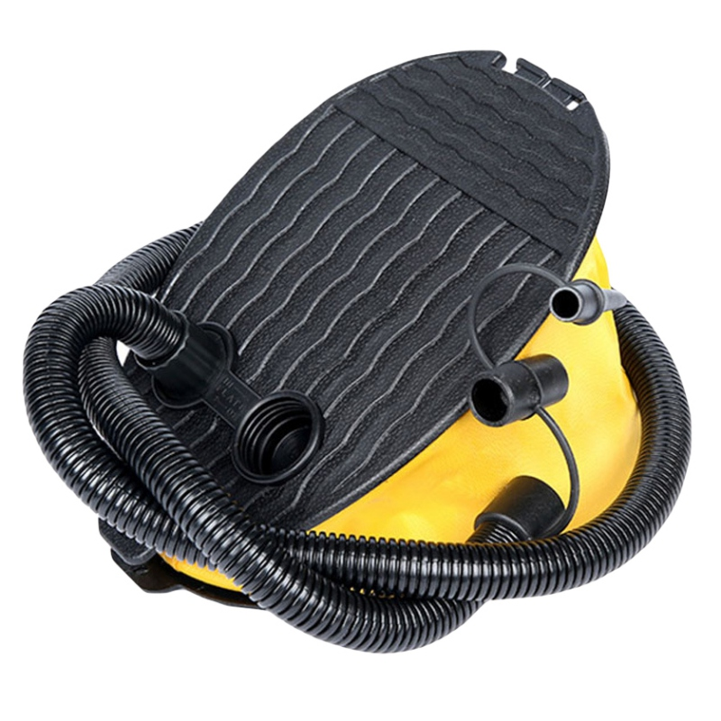 Outdoor Foot Pump Air Pump Inflator For Pad Camping Mat Mattress Balloon Inflatable Bed Boat Swimming Floating Accessories|Outdoor Tools| |  - title=