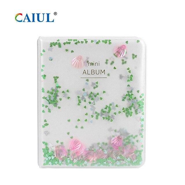Купить альбом caiul с сыпучим песком для fujifilm instax mini11/9/8 картинки цена