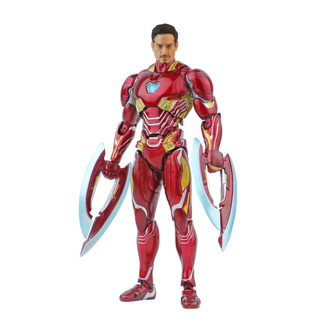 hot toy iron man mark 50