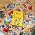 Вспоминая прошлую серию канцелярских стикеров s Pack Ретро планировщик для скрапбукинга памятки стикер Escolar школьные принадлежности