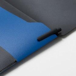 6 sztuk/zestaw Xiaomi Youpin Fizz zgłoszenia produktu A4 uchwyt na dokumenty organizator 2 warstwy aktówka walizka biznesowa biuro 2