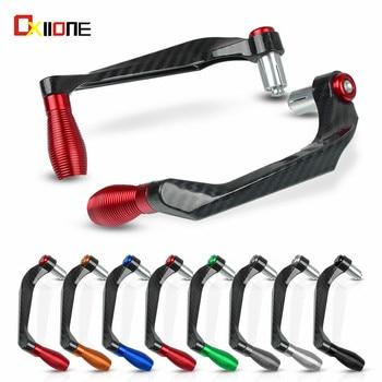 Accesorios universales para motocicleta, empuñaduras de manillar, Protector de freno de palancas de embrague, Protector para manetas de motocicleta