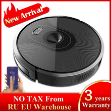ABIR Robot Vacuum Cleaner,Visual Triple Navigation,Draw Cleaning Area,Sweep&Wet Mopping Disinfection for Home Carpet Washing
