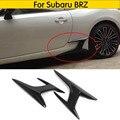 Углеродное волокно автомобиля боковые юбки литья планки для GT86 FT86 и для Subaru BRZ 2012-2014