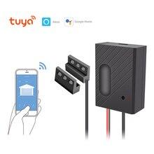 Smart Home System WiFi Switch Garage Door Opener Controller Wireless Phone Remote Control With Tuya APP Alexa Google home Voice