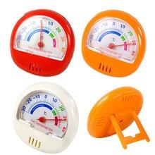 цена на Refrigerator Freezer Thermometer Pointer type Fridge Refrigeration Temperature Gauge Home use Temp Measurement Tool