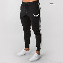 Men's high-quality New brand polyester trousers fitness casual trousers daily training fitness casual sports jogging pants