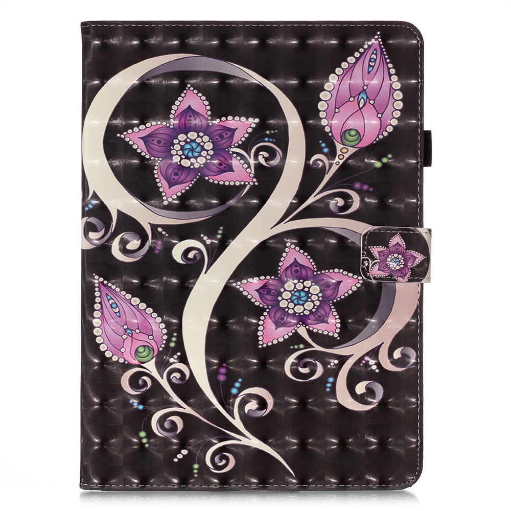 4 Black Coque For iPad Pro 11 2020 Case Bear Unicorn Butterfly Owl Leather Tablet Cover For Funda