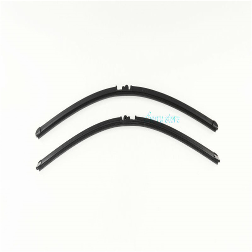 NEW 7L6 955 425 A 2Pcs Front Windshield Wiper Blade For VW Volkswagen Touareg 7L Porsche 955 Cayenne 2009-2010 95562893911