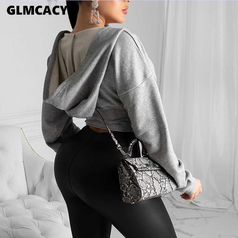 Wanita Musim Gugur Panjang Lengan Zip Hoodie Kasual Solid Sweatshirt Slim Korset Olahraga Latihan Gym Jaket