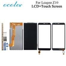 شاشة لمس LCD 5.0 بوصة ocolor, شاشة لمس LCD لهاتف Leagoo Z10 مع أدوات ومادة لاصقة للوحة اللمس Leagoo Z10