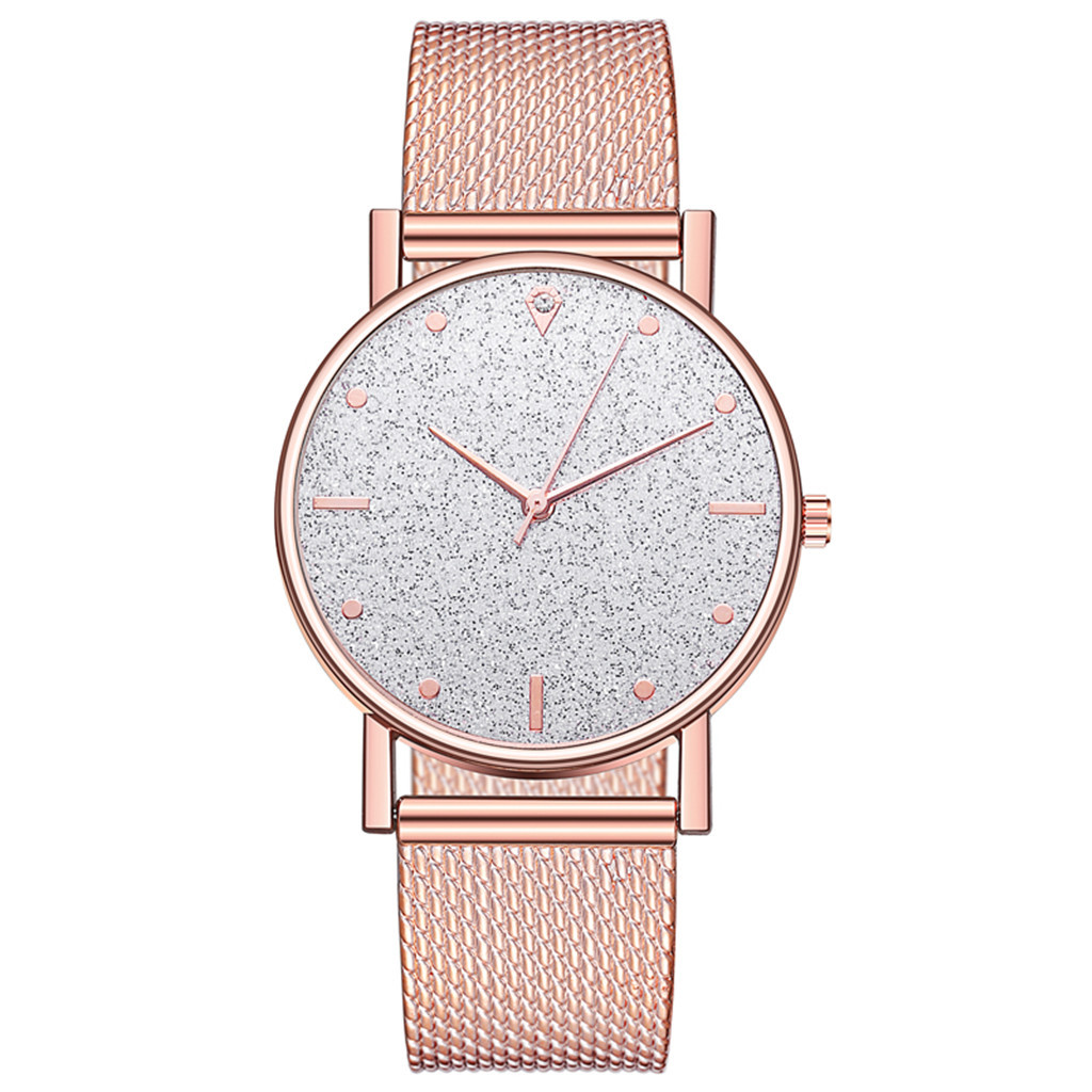 New Brand Luxury Watches digital watch Stainless Steel Dial Simple Casual Bracele Watch reloj mujer relogio feminino 1