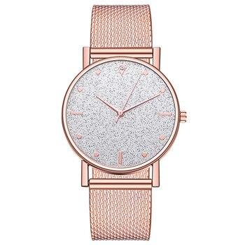 New Brand Luxury Watches digital watch Stainless Steel Dial Simple Casual Bracele Watch reloj mujer relogio feminino