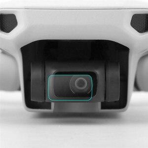 Image 1 - 2set HD Ultra thin Tempered Glass Film for DJI Mavic Mini Drone Camera Lens Protective Film Screen Cover Protector Accessories