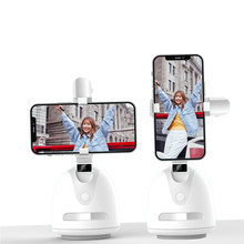 Auto Smart Shooting Selfie Stick 360° Object Tracking Holder All-In-One Rotation Face Tracking Camera Phone Holder