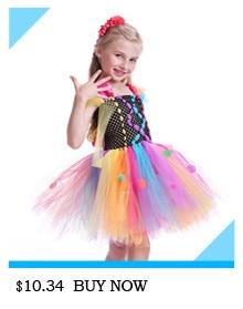 H0a646983b1a740e9b416f02f300498b2Q Kids Maleficent Evil Queen Girls Halloween Fancy Tutu Dress Costume Children Christening Dress Up Black Gown Villain Clothes