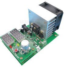 Descarga de carga electrónica de corriente constante, probador de capacidad para batería de 18650, 12V, 24V, 9.99A, 60W, 30V