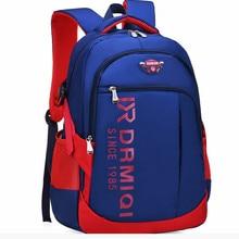 цена на children school bags for girls boys orthopedic waterproof schoolbags kids backpacks primary school backpacks mochila infantil